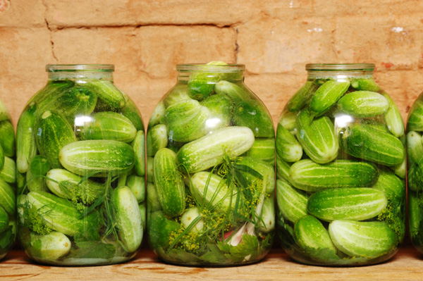 pickles-in-jar